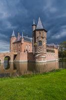 Castle Kasteel Heeswijk in Netherlands