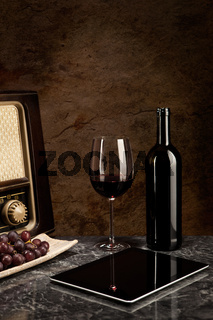 Stability of wine beside the old and new technology