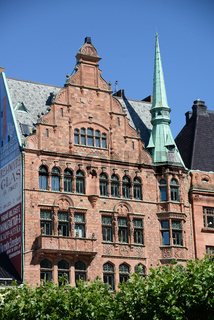 Historische Apotheke in Malmö