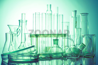 Laboratory glass