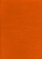 Orange fleece background texture