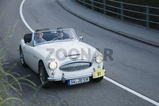 Südtirol Classic Cars_AUSTIN HEALEY MK II