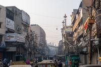 chandni chowk market