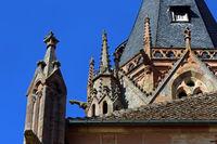 Stiftskirche Sankt Peter und Paul in Wissembourg