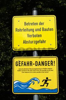 Schilder im Allgaeu. 019