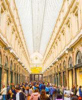 People Hubert Galleries Brussels perspective