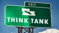 Street Sign to Think Tank