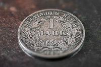 Eine Mark, Deutsches Reich
