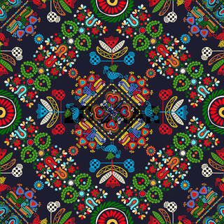 Hungarian embroidery pattern 23