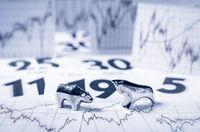 Perfektes Timing an der Börse