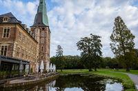 Wasserschloß Raesfeld im Münsterland