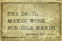 devil makes GP