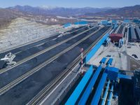 The third stage of the coal terminal is the port of Vostochy
