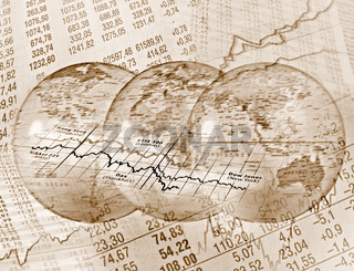 Globaler Aktienhandel