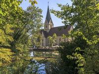 Klosterkirche Blaubeuren, Blautopf, Schwäbische Alb