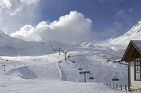 –Oesterreich-Tirol-Zillertal-Hintertuxer Gletscher