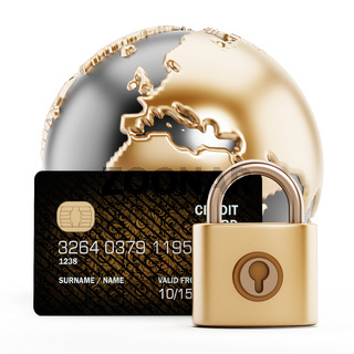 Credit card global protection