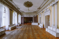 Large hall for guests