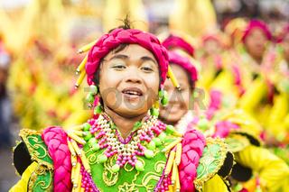 sinulog festival in cebu philippines