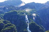 Waterfall in Alaska