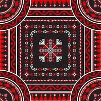Romanian traditional pattern 218