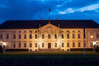 Schloss Bellevue 001. Berlin