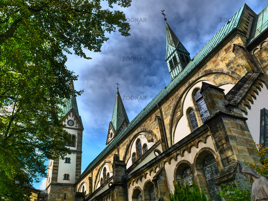 Kirche in Werl