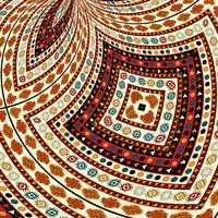 Tribal decorative design 9