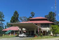 Hauptgebäude des Danum Valley Forschungszentrums