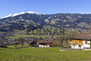 Oesterreich - Tirol - Zillertal - Fuegen