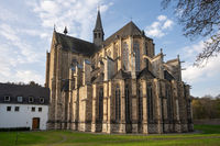 Altenberg cathedral, Bergisches Land, Germany