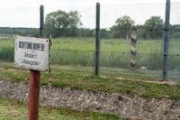 Grenzgedenkstätte Stresow an der Elbe