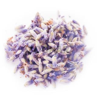 Dry lavender bunch