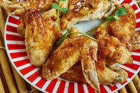 Huli Huli Chicken Wings