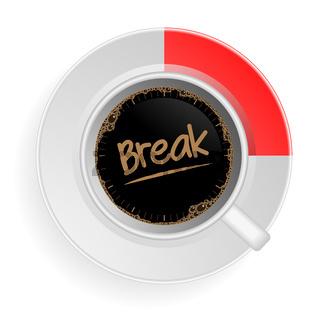 coffee break 15min