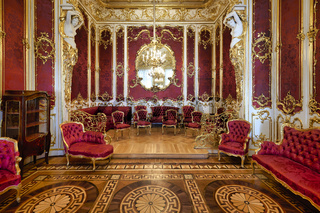 St. Petersburg Russia. The Winter Palace Hermitage Museum