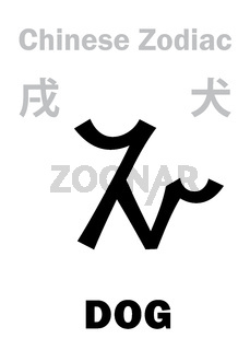 Astrology: DOG (sign of Chinese Zodiac)