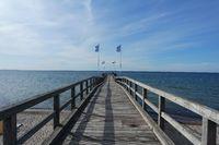 Weißenhäuser Strand, Seebrücke