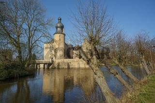 wasserburg gemen im münsterland