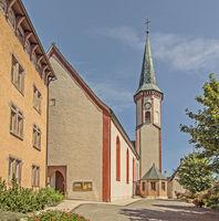 Kirche St. Andreas, Tuttlingen-Möhringen
