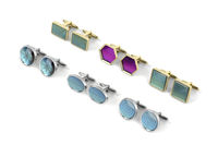 Rows with different cufflinks