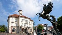 Old town hall of Sindelfingen