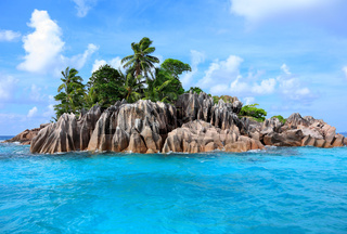 Insel St. Pierre, Indischer Ozean, Republik Seychellen, Afrika.