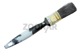 Grungy Old Painting Brush