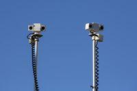 Police surveillance cameras