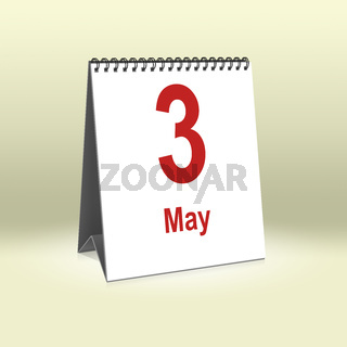May 3rd | 3. Mai