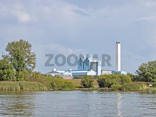 Heizkraftwerk Tiefstack, Hamburg, Deutschland