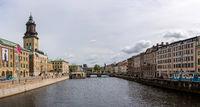 Down town Gothenburg