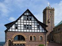 Wartburg, Eisenach, Thüringen
