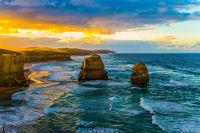 Fabulous light on the Pacific coast